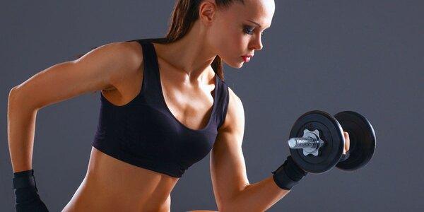 Kondiční trénink Core7 nebo vstup do činkárny a kardio zóny