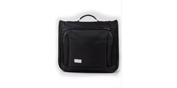 Černý business kufřík Lancaster