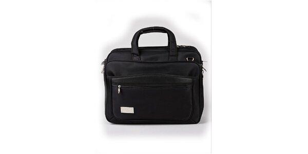 Černá Business taška Lancaster