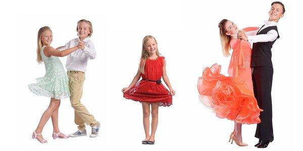 Taneční kurzy pro děti