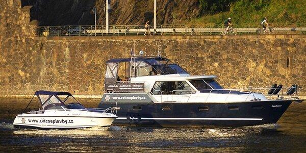 Kapitánské kurzy Vůdce malého plavidla