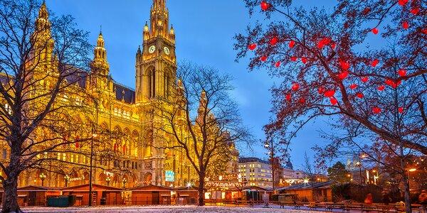 Advent a Vánoce: 4* pobyt ve Vídni