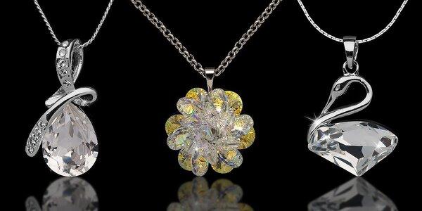Dámské náhrdelníky s krystaly Swarovski
