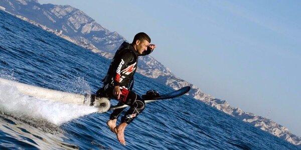 Úžasné lety na Hoverboardu pro 1 osobu