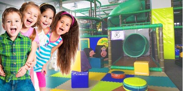 7 vstupů do úžasného dětského centra Pampalánie