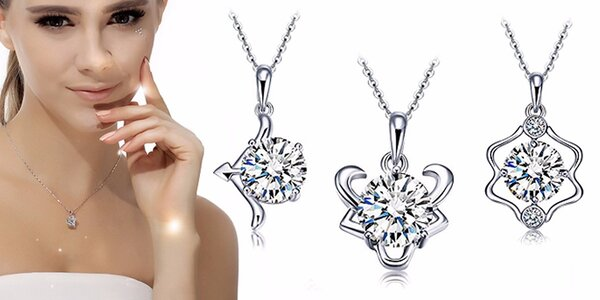Luxusní náhrdelník ve znamení zvěrokruhu