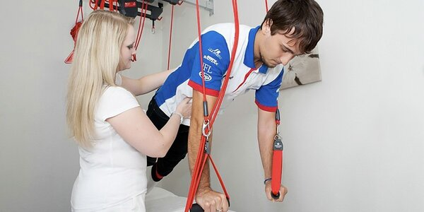 Balíčky fyzioterapie