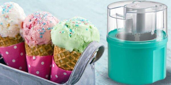 Zmrzlinovač - servírujte dobroty nebeské chuti