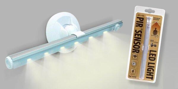 Přenosné LED osvětlení s pohybovým čidlem