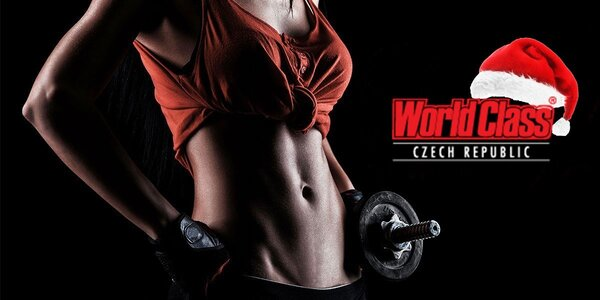 Permanentky do World Class Fitness