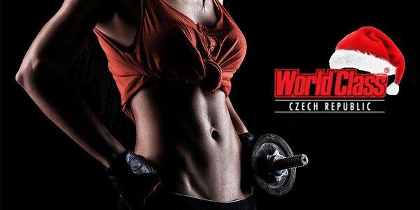 Permanentky do World Class Fitness