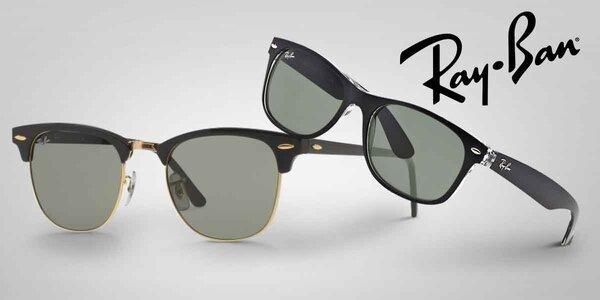 Ikonické sluneční brýle Ray-Ban