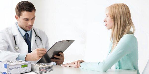Diagnostika zdravotního stavu v Optima Medical