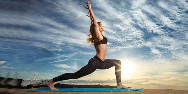 Dárkový poukaz -3 lekce jógy v Yoga Zone