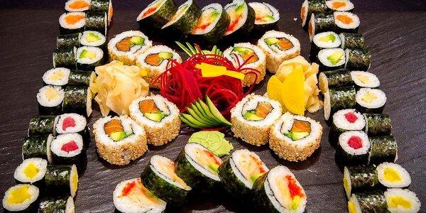 Otevřený voucher do restaurace Aichi Sushi