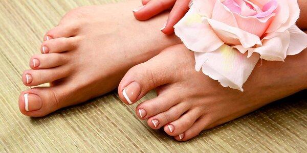 Odpočinek pro vaše nohy s mokrou pedikúrou