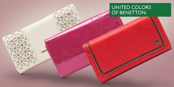 Vždy stylová dámská peněženka od Benettonu