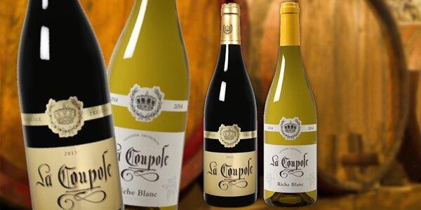 Poukaz na víno dle výběru za 1000 Kč + doprava