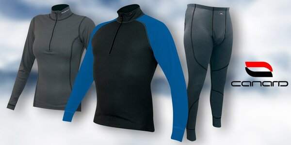 Funkční prádlo pro bezstarostnou zimu