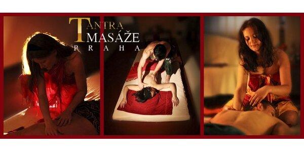 1999 Kč za smyslnou 2hodinovou tantrickou masáž v hodnotě 4350 Kč!