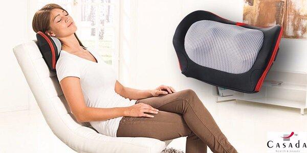 Prvotřídní masáž v pohodlí domova s kvalitními německými přístoji