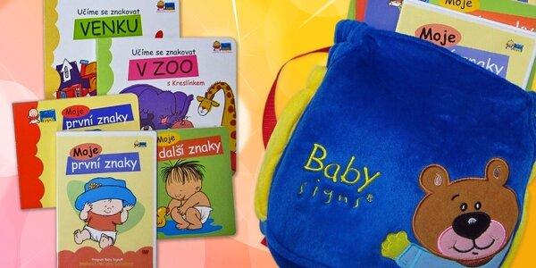 Aktivní čtení s miminky a batolaty