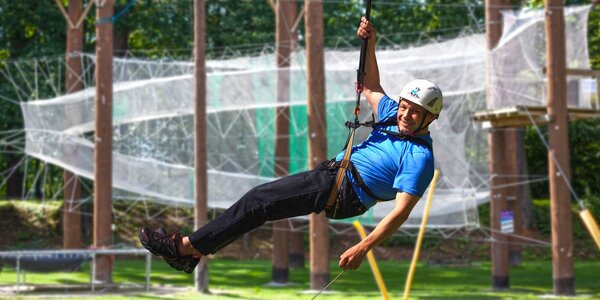 5 senzačních atrakcí v Adrenalin parku