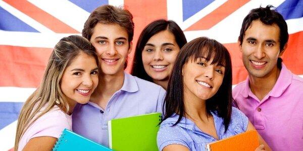 2týdenní jazykový pobyt v Británii