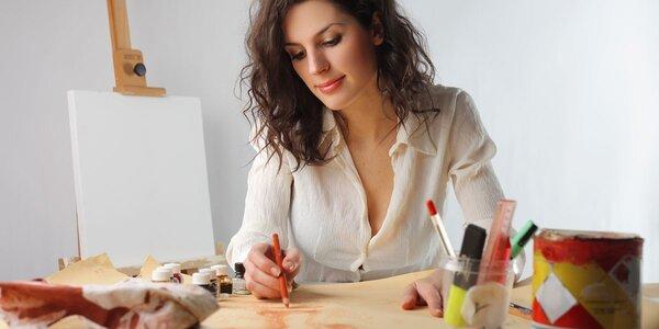 Výtvarné kurzy a workshopy v Art´s Cool