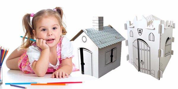Kreativní sada boudička pro tvořivé děti