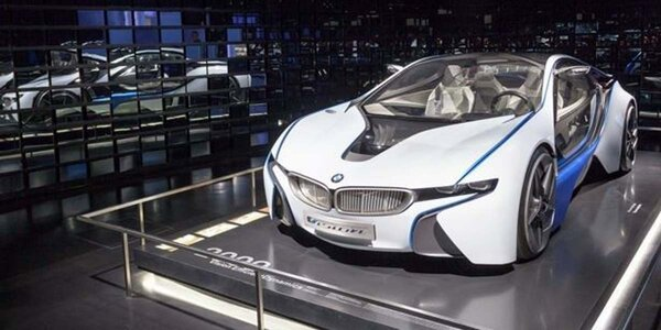 Výlet do BMW Welt a BMW Museum v Mnichově