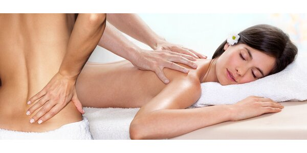 Zdravotní masáže Trigger points či masáž kloubů