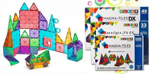 Magnetická stavebnice MagnaTiles