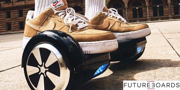 Zábava budoucnosti: Balanční Future Board PRO 2