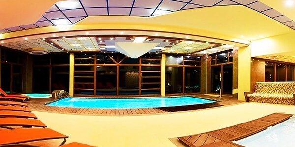 Aktivní zimný wellness pobyt v Hotelu Orava***