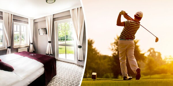 Relax, lyže i golf: Nová Amerika Golf Resort
