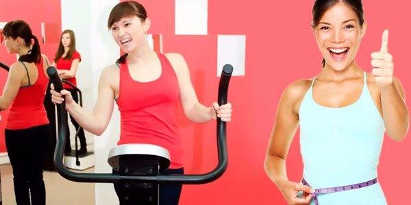 Permanentky na cvičení s Vibrostation