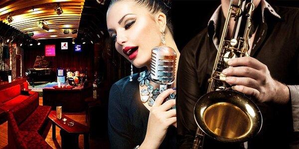 Vstupenky do Jazz Clubu Reduta