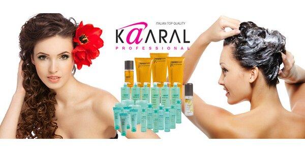 Sada profesionální italské vlasové kosmetiky