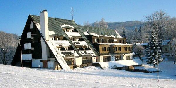 Aktivní horská dovolená v centru Harrachova
