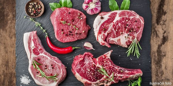 Dárkový poukaz: steaky až domů po 3 měsíce