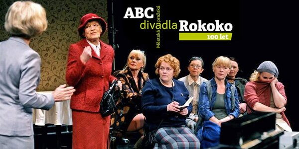Abonentky do divadel Rokoko a ABC