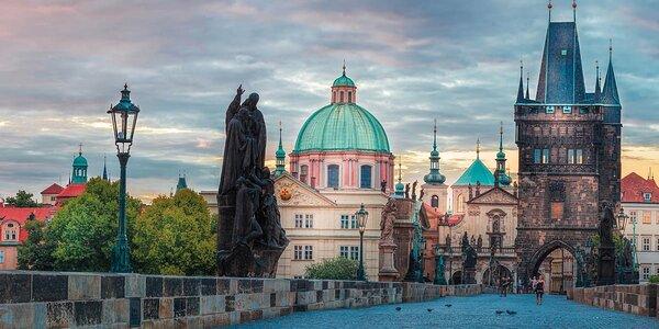 Pohodový pobyt u Výstaviště v Praze