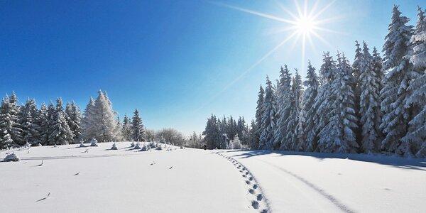 Zimní či jarní pohoda v Jablonci nad Nisou