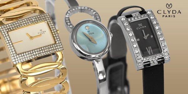 Designové hodinky Clyda Paris