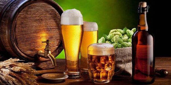 Celodenní kurz vaření piva u Melichárka