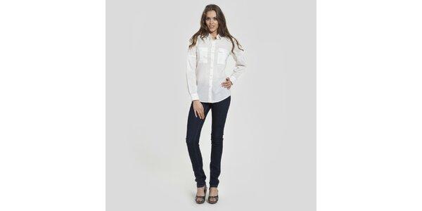Dámská bílá košile Big Star