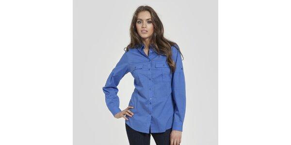 Dámská modrá košile Big Star