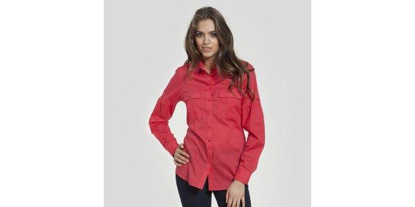 Dámská červená košile Big Star