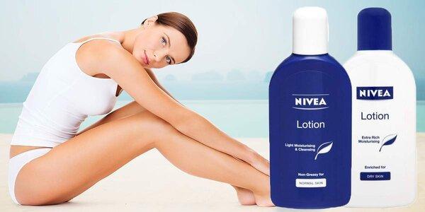 Hydratační tělové mléko Nivea